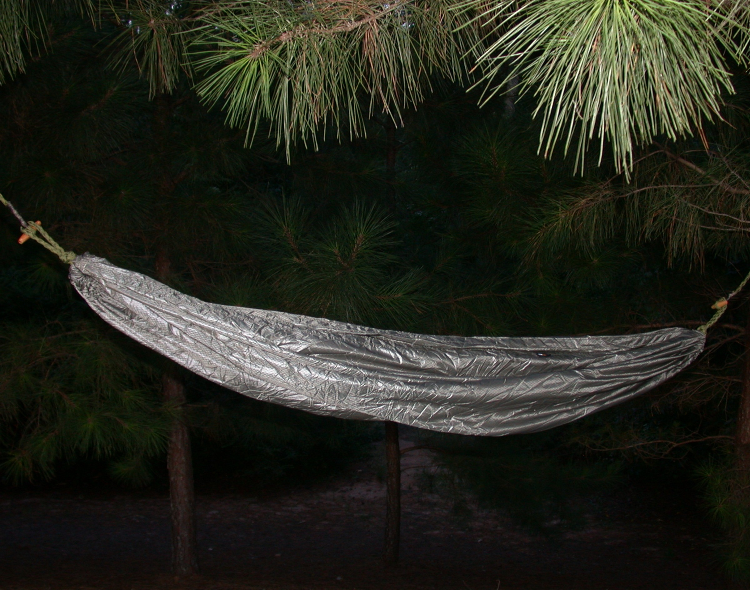 Cordura(R) Diamond Ripstop Hammock for the little one - www.theshipinabottle.com