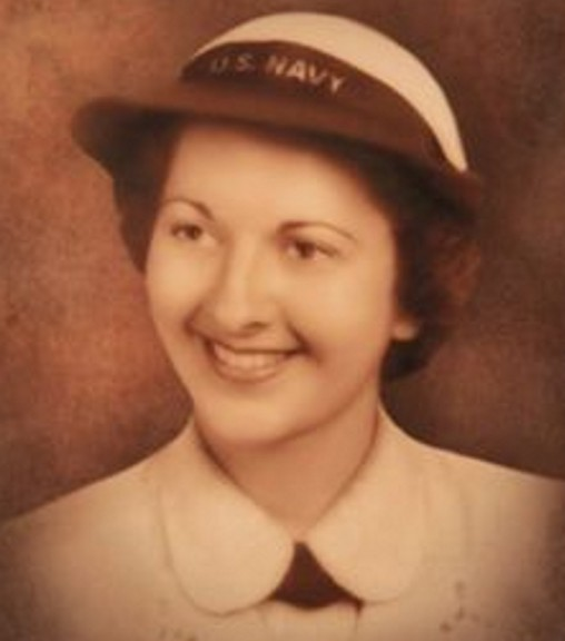 My Beautiful Aunt - Claudia Bush, SK3, USN