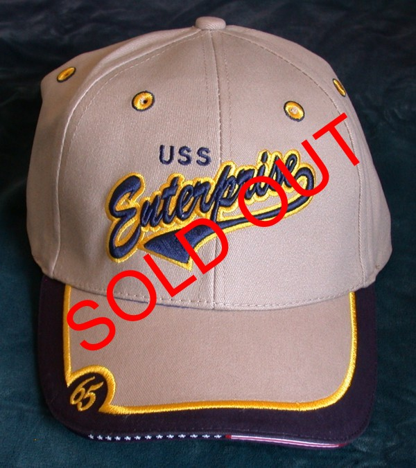 USS Enterprise Ball Cap