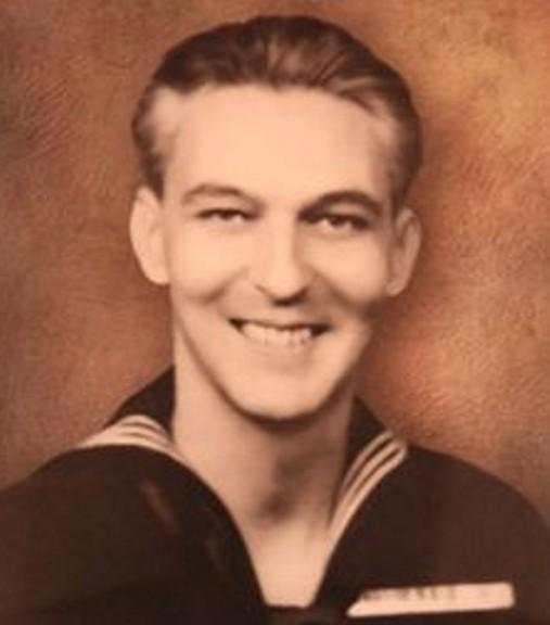 Uncle James Bush - SK3 USN
