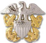 Authentic US Navy Officer Insignia