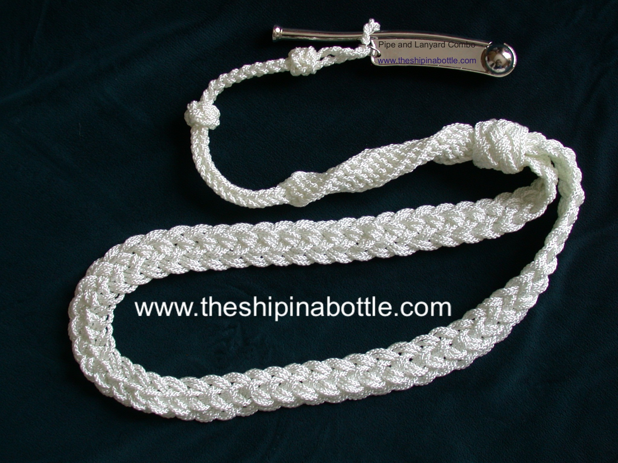 Boatswain's Pipe with Lanyard