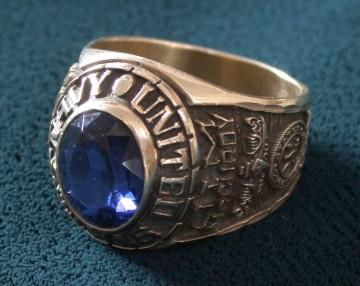 US Navy Ring
