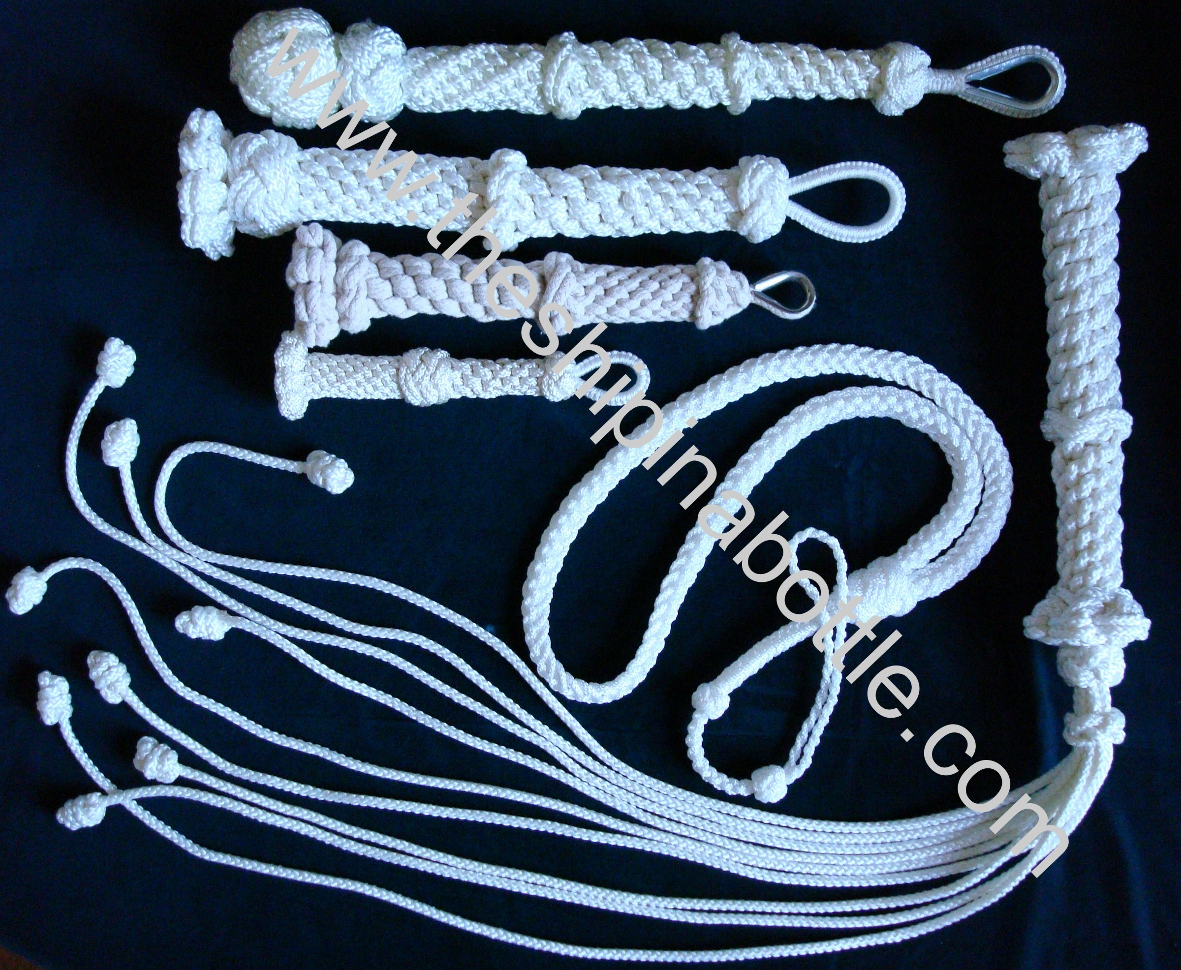 More Bell Rope Samples