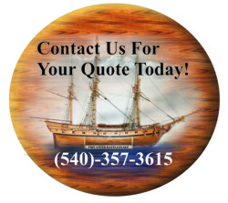 Please contact us today to begin your quote!