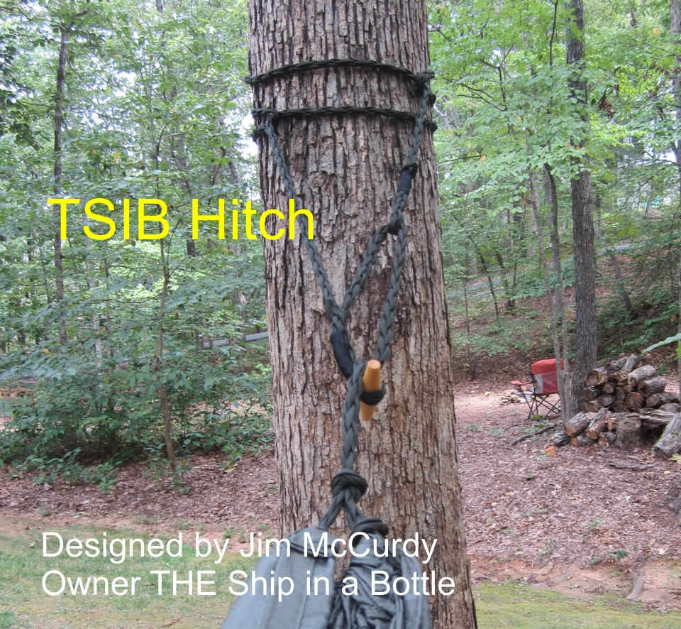 TSIB Hitch in use