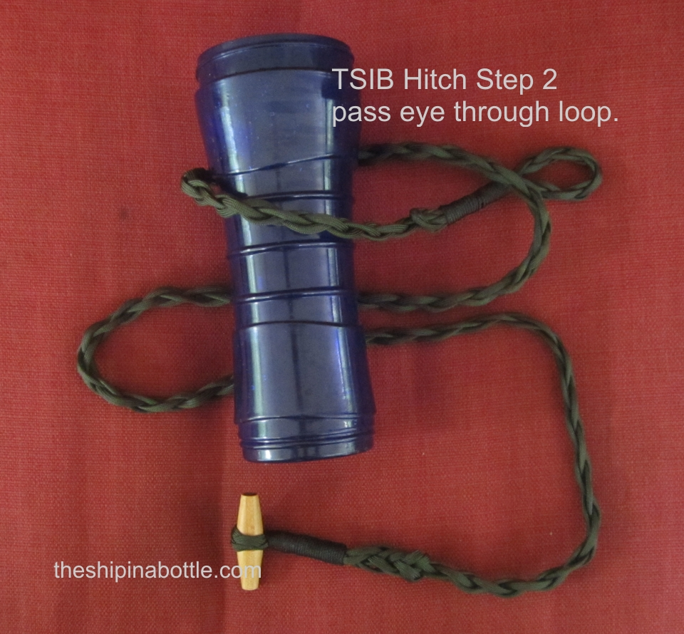 The TSIB Hitch - Step 2