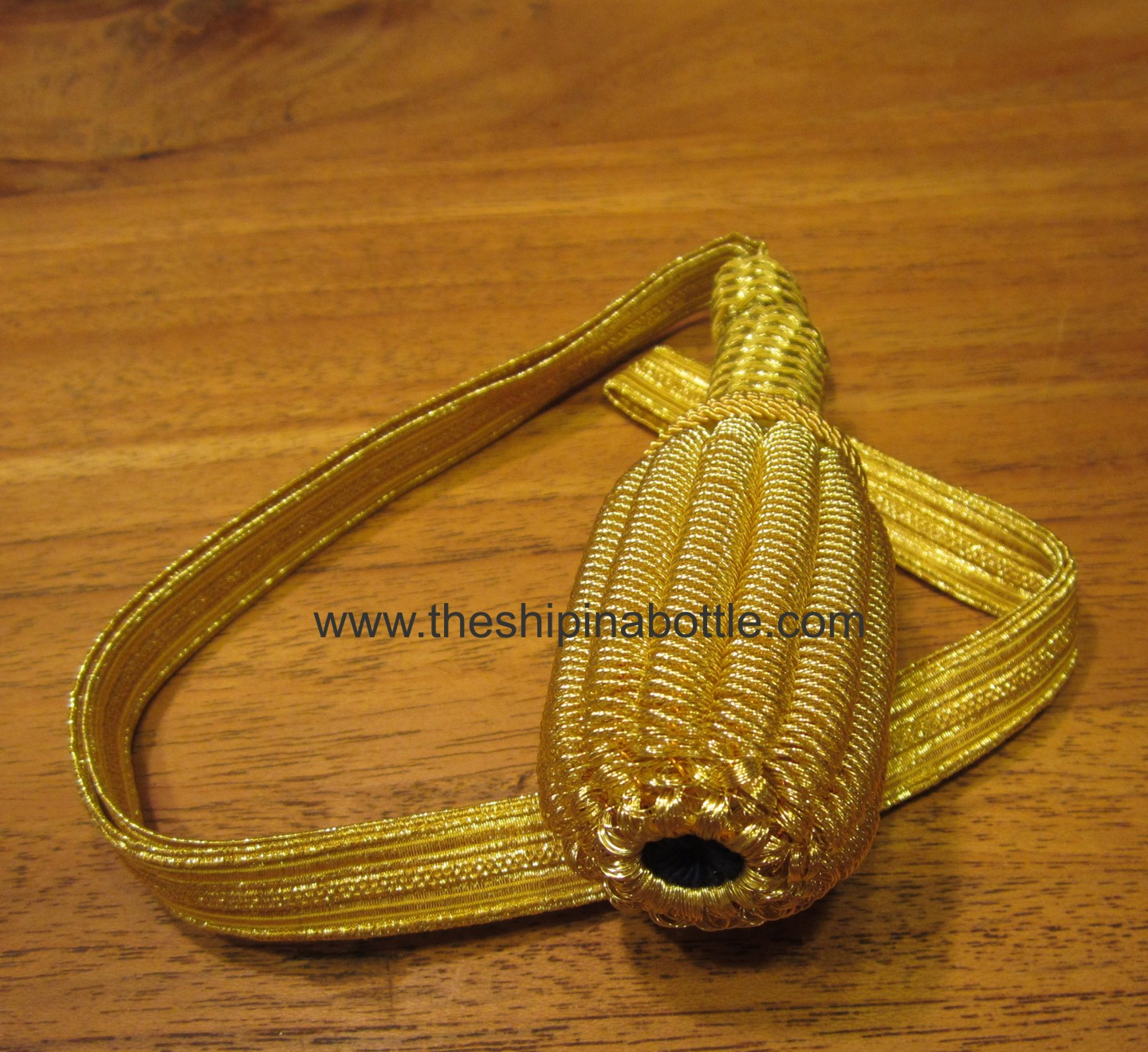 Vanguard's Navy Officer Sword Knot